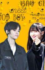 Bad Girl meet Good Boy by Ashley_Vallejos