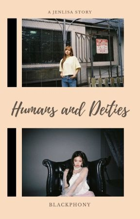 Humans and Deities || JenLisa by BlackPhony