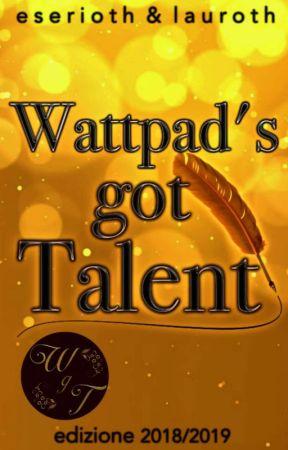 Wattpad's got Talent Contest by EseriothLauroth