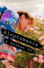 kleptomania [a kaihun fanfic] by vminature
