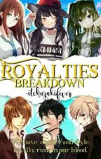 ROYALTIES BREAKDOWN by ItchuzakiFever