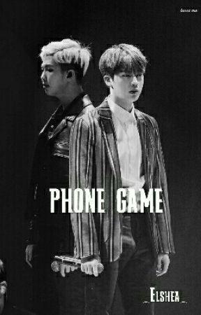 Phone Game [NAMJIN 💫] by _Elshea_