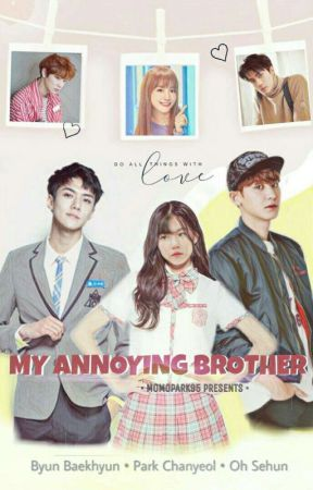 My Annoying Brothers by momopark95