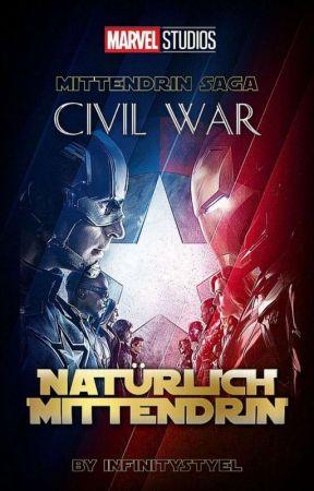 Natürlich Mittendrin ~Civil War by infinitystyel