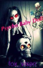 Psycho Baby Doll by fox_vixen