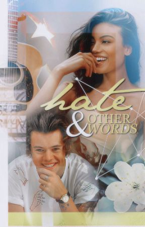 hate & other words || h.s au by cupsoffics
