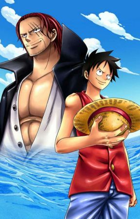 one piece : shanks and luffy time travel    - years later
