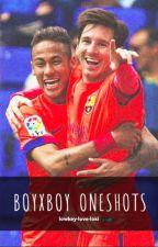 Boyxboy One Shots - Fußball by lowkey-love-loki