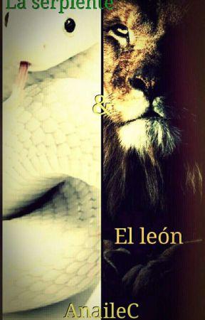 La serpiente y El León // BTS AU// by anaileC