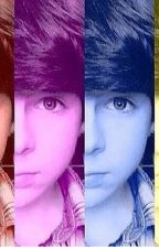 50 Shades of Love (Chandler Riggs story) by Hllnz123