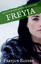 Freyja (Repost) by insaneredhead