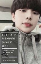 BTS' 8TH MEMBER (MALE OC) by ElizaMoore_05