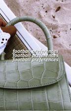Football Preferences 1 & 2  ✓ by marcbartras