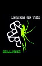 Legion of The Killjoys by hashtaghood