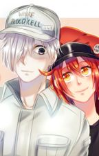 When Can I See You Again? |Cells at Work! Human AU| by EmilyLuvsFoxs