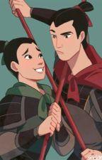 Mulan: Shang x Ping (boy on boy) by iWriteSinsAtTheDisco