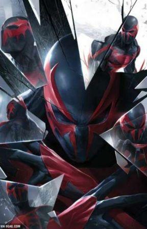 spider man 2099 by JeroFuentes