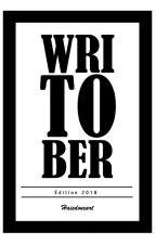 Writober 2018 by Haiedouxart