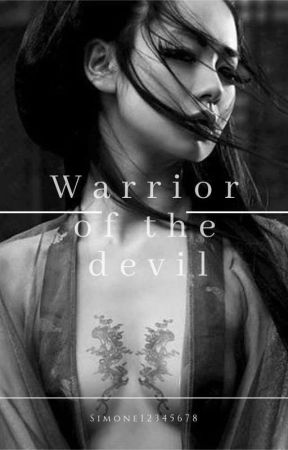 warrior of the devil by simone12345678