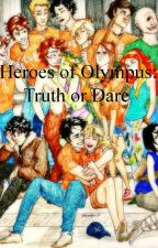 Heroes of Olympus: Truth or Dare by KandyRush5