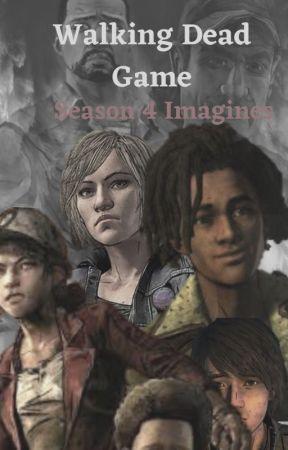 Walking Dead Game Season 4 Imagines - Fresh Meat (JAMES X