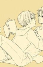 Levi's Jealousy (Ereri) by cay_44