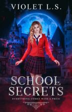 Blood Red Secrets || UNDER REVISION by violetlsmith