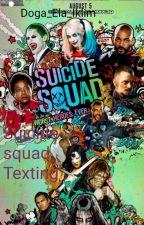 Suicide squad Texting 📱📲 by Doga_Ela_Iklim