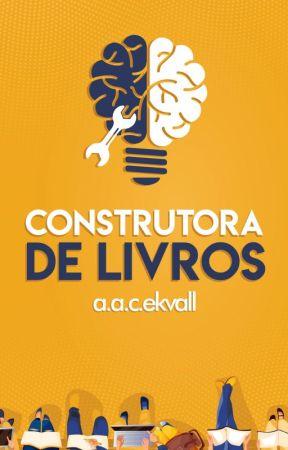 Construtora de Livros by Ekvall