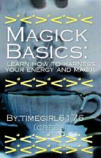 Wicca Basics by timegirl6176