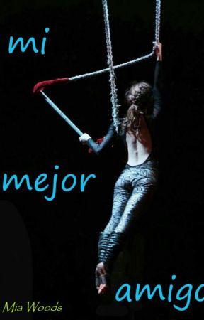 Mi Mejor Amigo (l. jack x Alice W.) by MiaWoods02