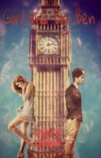 Girl and Big Ben by Dandelyion_