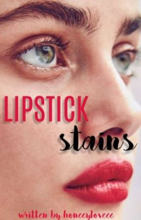 Lipstick Stains - Regulus Black  by honeeyloveee