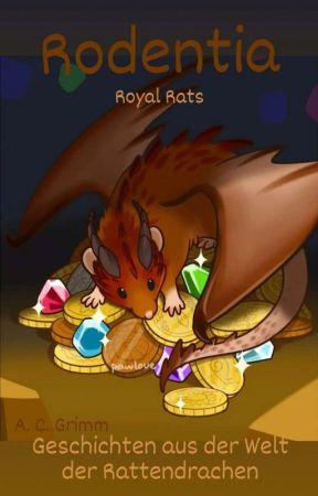 Royal Rats - Its A Rat-Dragon-Thing by xDasHundix