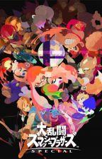 Guerrero De Smash (Smash Bros Ultimate) by kellerv