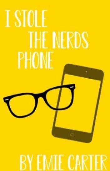 I stole the NERDS phone