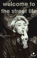 welcome to the street life // kim namjoon by cloudlikesfandoms