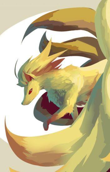 Nine Tailed Devil (Male Kitsune x Highschool DxD