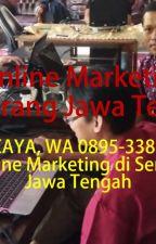 TERPERCAYA, WA 0895-3388-28755, Pkl Online Marketing di Semarang Jawa Tengah by hanifahoktaviani123