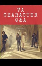 VA CHARACTER Q & A (includes bloodlines) by romitri2010