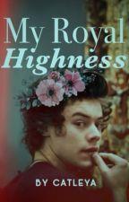 My Royal Highness (ZARRY AU) by MissCATLEYA