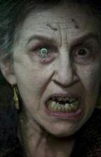 the old lady by MasonHouston