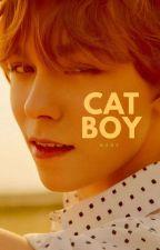 Cat Boy by xuxissi
