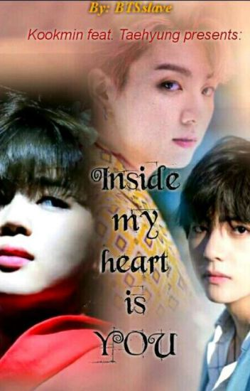 Kookmin feat. Taehyung presents: Inside my heart is YOU