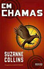 Jogos Vorazes Em Chamas - Suzanne Collins by kriih123