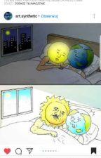 Wszechświat- Szymon x Ignacy by Fluffy123446789