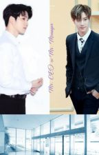 Mr. CEO & Mr. Manager by authumii