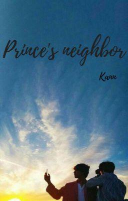 [KookV] Hàng xóm của hoàng tử.