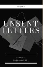 Unsent Letters by CasuallyCool