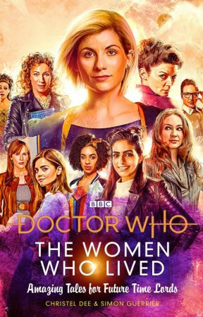 """""""Rose"""" from Doctor Who: The Women Who Lived by Christel Dee and Simon Guerrier by BBCDoctorWho"""